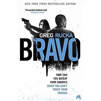 Bravo von Greg Rucka - 9781444733976 Buch