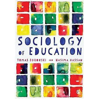 Soziologie der Bildung von Tomas Boronski - Nasima Hassan - 9781446272