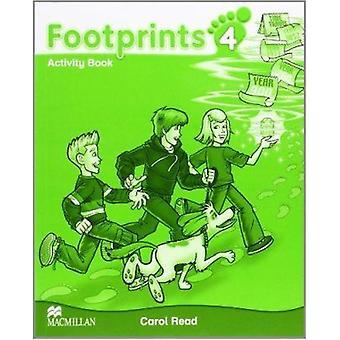 Fußabdrücke 4 AB (Taschenbuch) Buch