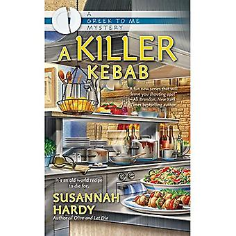 A Killer Kebab (Greek to Me Mystery)