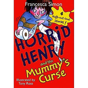 Horrível Henry e a maldição da múmia (horrível Henry