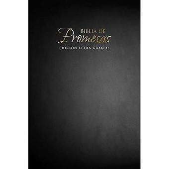Biblia de Promesas Letra Grande-Rvr 1960