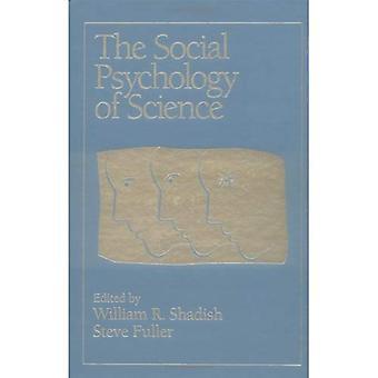 Den sociala psykologin av vetenskap