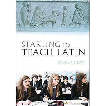 Alkavat opettaa Latinalaisen