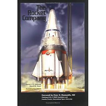 La empresa Rocket (biblioteca de la serie del vuelo)