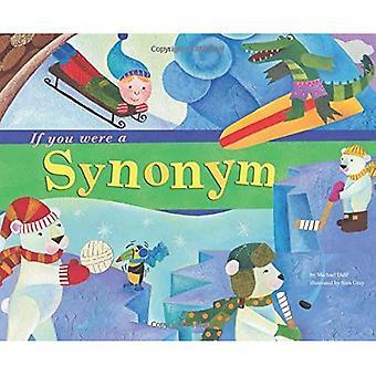 Hvis du var en Synonym (Word sjov)