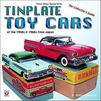 Blikken speelgoed auto's van de jaren 1950 & 1960s uit Japan