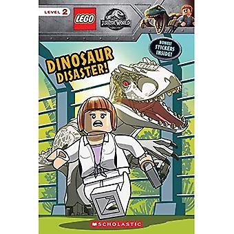Dinosaurier-Gefahr! (Lego Jurassic World: Leser mit Aufklebern) (Lego)