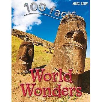 Merveilles du monde 100 faits