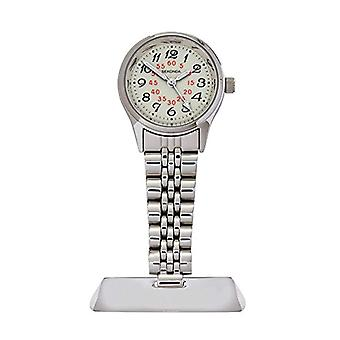 Sekonda 4218.27 Ladies Analogue Watch, stainless steel, round, Silver