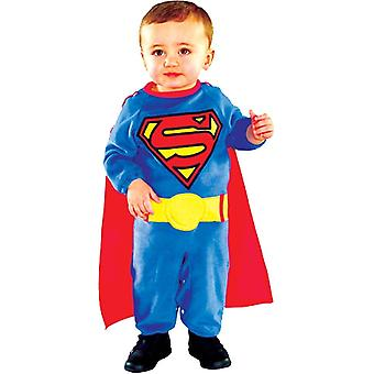 Infant Boys Superman Costume