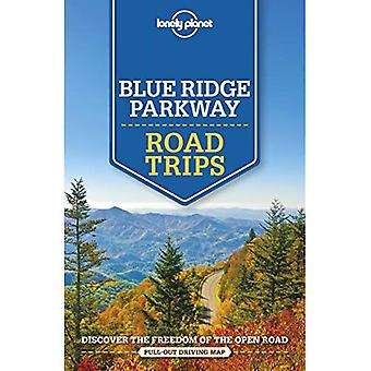 Lonely Planet Blue Ridge Parkway Road Trips (Guide de voyage)