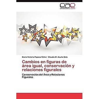 Cambios En Figuras de Area Igual Conservacion y Relaciones Figurales by Popoca y. Ez & Mar a. Victoria