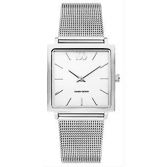 Danish Design Urban Miami Watch-Silver