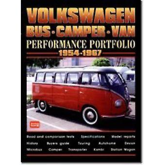 VW Bus/Camper/Van Performance Portfolio 1954-1967 by R. M. Clarke - 9