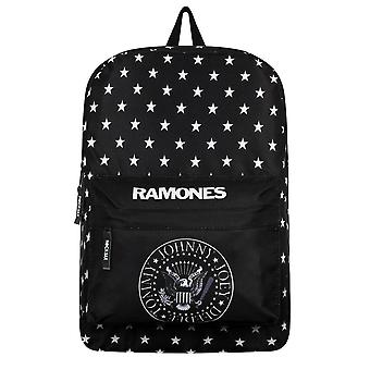 RockSax Ramones Star Seal Backpack