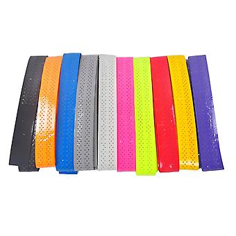 Neue Anti-Slip Perforated Tennis/Badminton Overgrip 18pcs