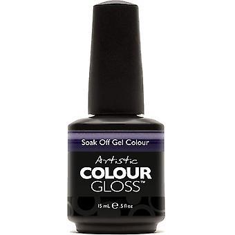 Artistic Colour Gloss Gel Nail Polish Collection - Fashionista (03003) 15ml