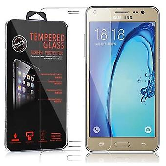Cadorabo Tank Film for Samsung Galaxy On5 - Tempered Display Protective Glass in 9H Hardness with 3D Touch Compatibility