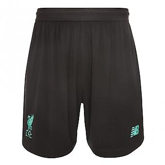 2019-2020 Liverpool Third shorts (sort)-børn