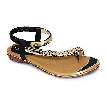 Asia lunar preciosa sandalia