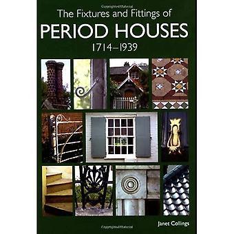 Driftsmateriel og inventar i perioden huse, 1714-1939: en uundværlig Guide