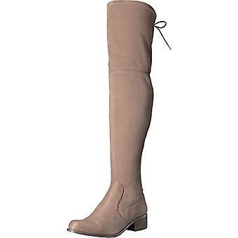 Charles by Charles David Womens Owen Almond Toe Over Knee Fashion Boots