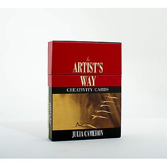 The Artist's Way Creativity Cards 9780399161629