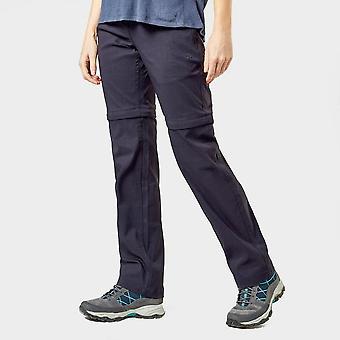 New Craghoppers Women's Kiwi Pro II Convertible Trousers Navy