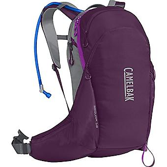 CamelBak Sequoia 18 - Unisex-Adult Backpack - Plum/Purple Cactus Flower - 3 L
