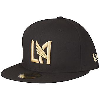 New Era 59Fifty montert cap-MLS Los Angeles FC