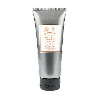 D R Harris Sandalwood Shaving Cream Tube 75g
