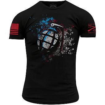 グラントスタイル グレネード Tシャツ - ブラック