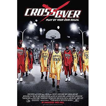 Crossover (Double Sided Advance) (Uv Coated/High Gloss) Original Cinema Poster