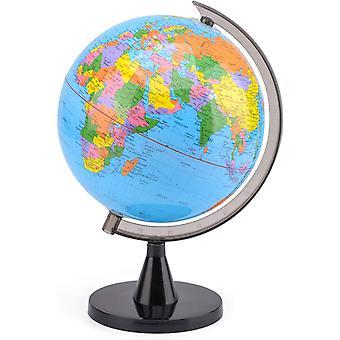 Toyrific 20 cm Kids World Globe with Stand