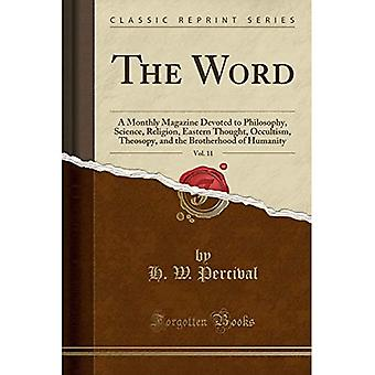 The Word, Vol. 11