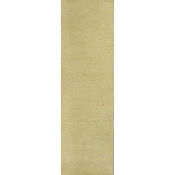 2&apos& amp; x 7&apos& ראנר פוליאסטר קנרית צהוב אזור שטיח