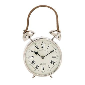The Jolly Metal Table Clock