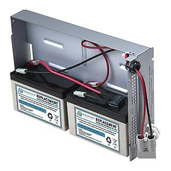 Batteria UPS sostitutiva compatibile con APC SLA22