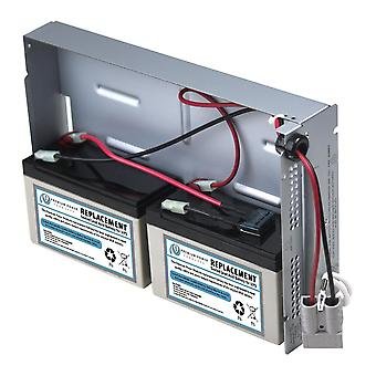 Utskifting UPS batteri kompatibel med APC SLA22