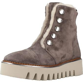 Alpe Booties 4457 11 Color Grey