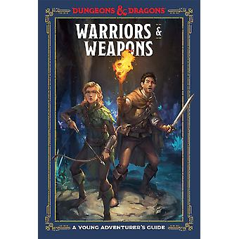 D&D Warriors and Weapons A Young Adventurer's Guide - Gaming Book