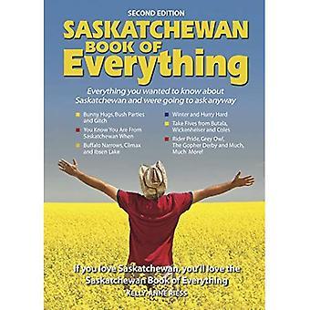 Saskatchewan bokar av allt Vol. 2