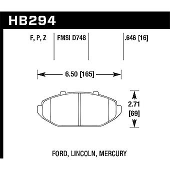 Hawk Performance HB294F.646 HPS