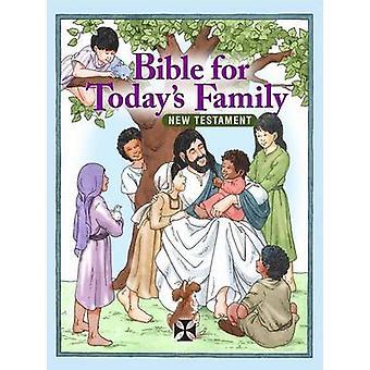 CEV Children's Illustrated New Testament - Contemporary English Versio
