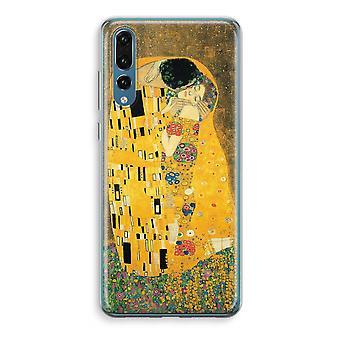 Huawei P20 Pro Transparent Case (Soft) - Der Kuss