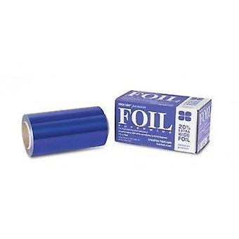 Procare extra breite Folienfolie 120mm x 100m blau nachfüllt
