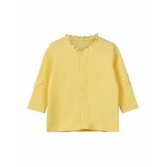 Namnge det gul Cardigan Bonny