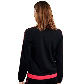 Feraud 3205038-10995 Women's Black Loungewear Jacket Top