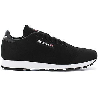 Reebok CL Leather ULTK CM9876 Men's Shoes Black Sneakers Sports Shoes